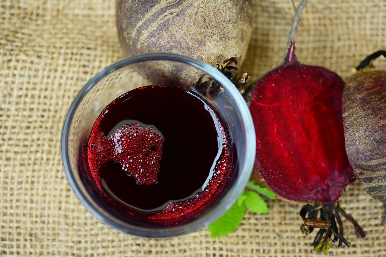 Spiced Pickled Beetroot