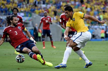 Brasil v Colômbia (Mundial 2014)