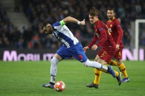 Champions League: FC Porto x AS Roma