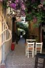 Taverna per le viuzze di Chania
