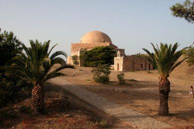 Moschea nella fortezza veneziana di Rethymno