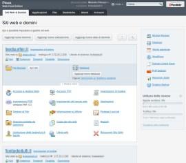 Gestione hosting e DB