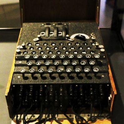 Imperial War Museum - Macchina Enigma