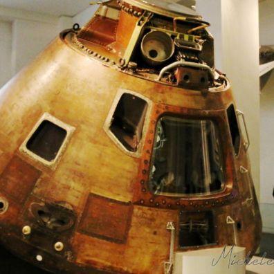 Museum of Science - Modulo spaziale