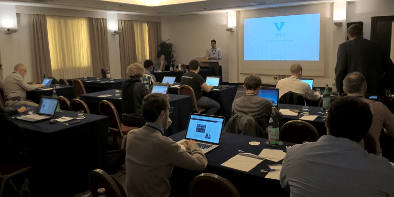 """VIPER at IoT360 Summit 2015 for the """"Life on Mars"""" Hackathon"""