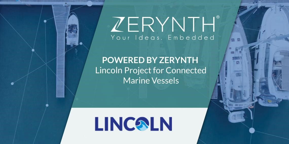 Lincoln Project for Connected Marine Vessels – Powered by Zerynth