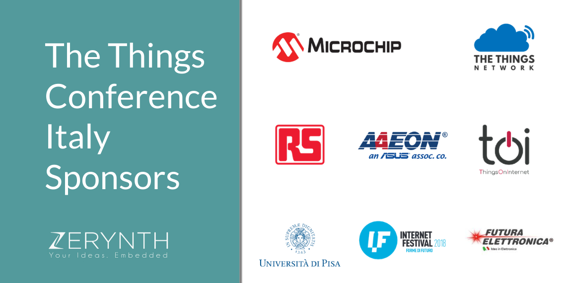 The Things Conference Italy Sponsors