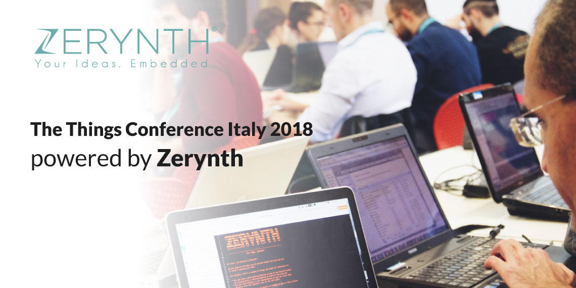 The Things Conference Italy 2018 Thank You