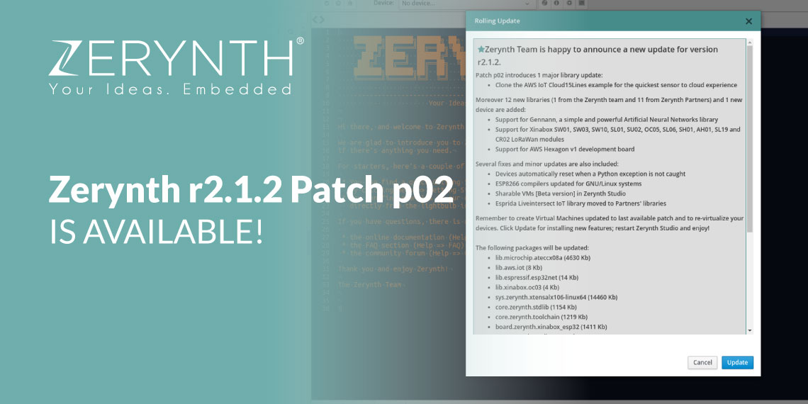 Zerynth r2.1.2 Patch p02 is available!