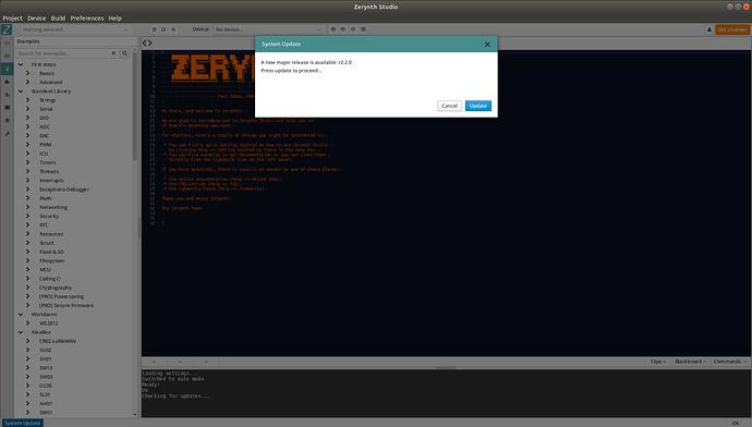 Zerynth r2.2.0