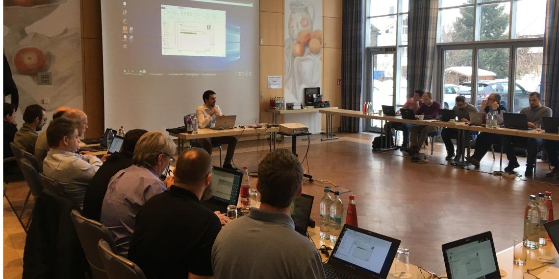 Infineon workshop