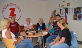 Spotkanie Zespolakowej Grupy Wsparcia
