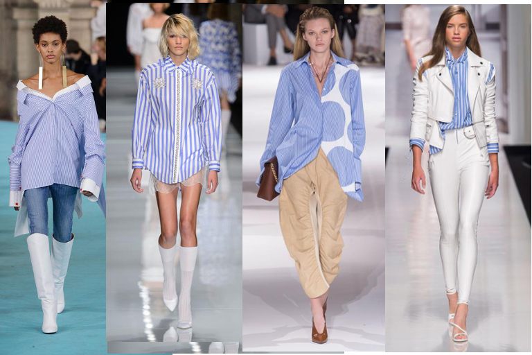 white-and-blue-shirt-trend