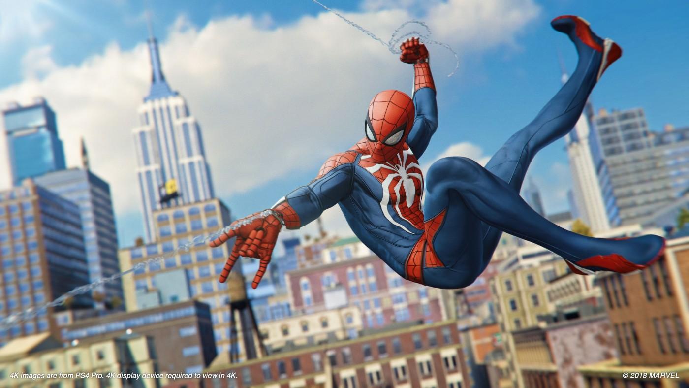 「Marvel's Spider-Man」など9/6・9/7発売TVゲーム入荷情報
