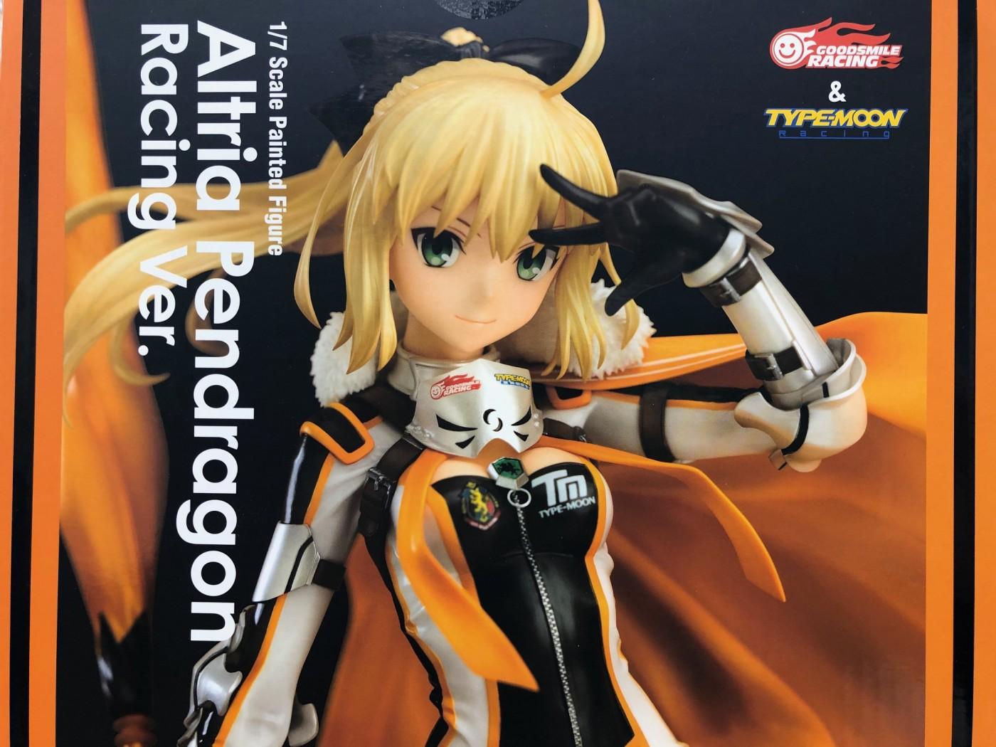 買取情報『 グッドスマイルカンパニーのグッドスマイルレーシング&TYPE-MOON Racing「アルトリア・ペンドラゴン」レーシング.ver』