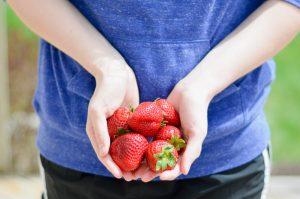 Strawberries - Zest and Lemons