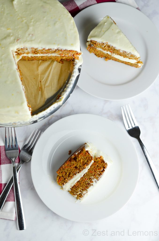 Carrot Cake Recipe With Pineapple That Has  C Flour