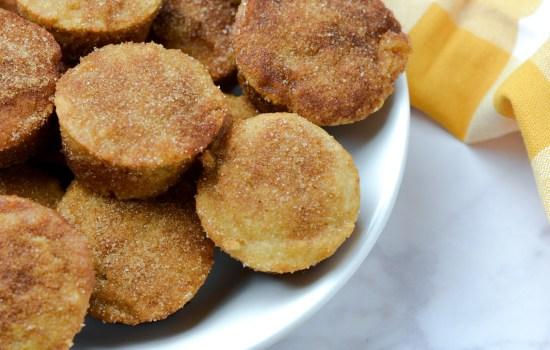Gluten Free Baked Apple Donuts
