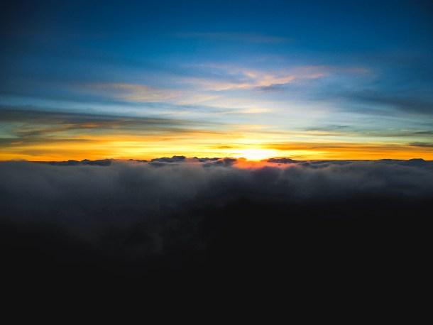 Haleakala Sunrise - Zest and Lemons