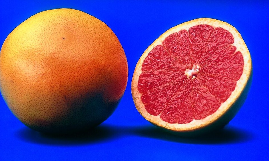 Citrus red grapefruit