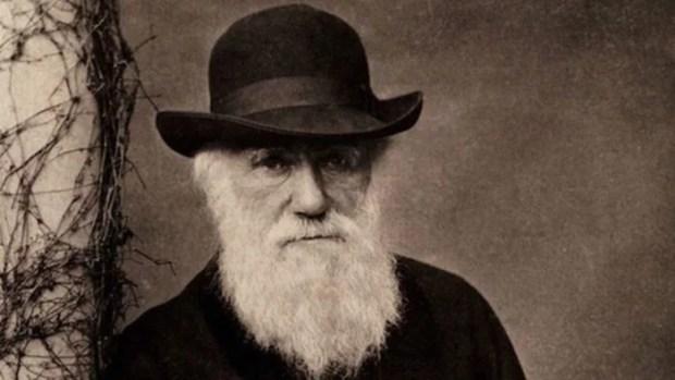 Charles Darwin man who change the world