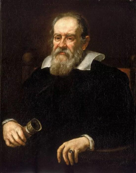Galileo Galilei the men who change the world