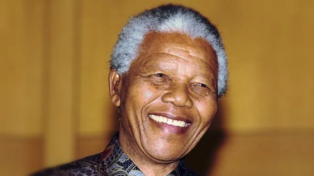 Nelson Mandela Person Who Change the world