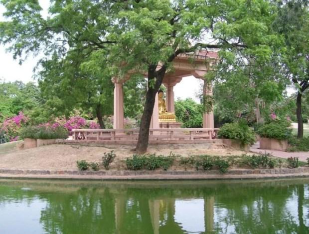 buddha jayanti garden delhi