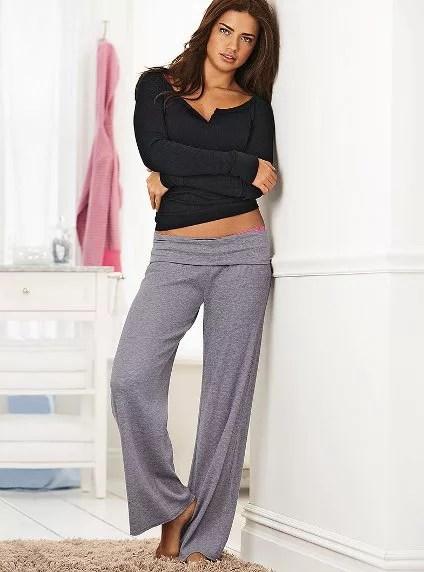 girl in payjamas