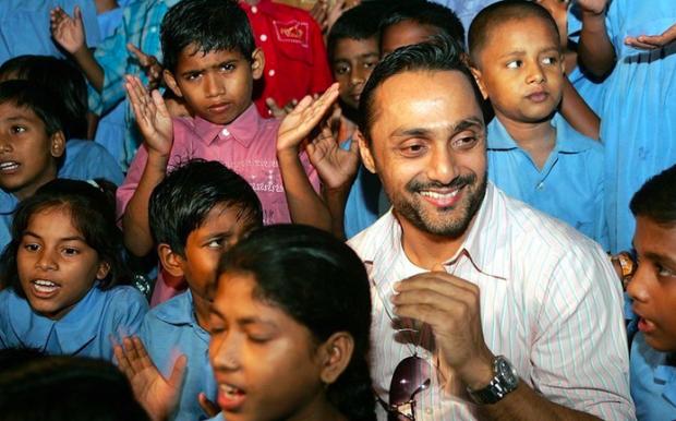 rahul bose charity work