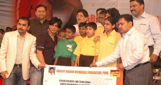 Shahrukh-Khan charity work