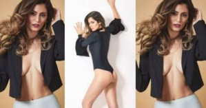 Watch Sexy Photo Shoot Video of Bruna Abdullah And Shama Sikander