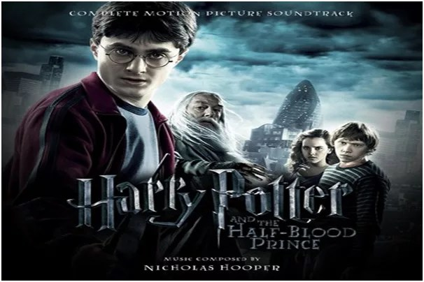 Harry Potter and the Half-Blood Prince(2009) IMBD RATING=7.6
