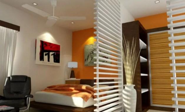 Interior Design Tricks For Small Bedroom ZestVine - Interior design for small bedrooms photos