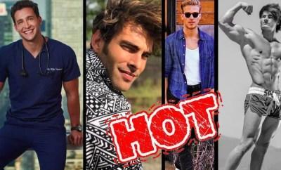 hot men on instagram