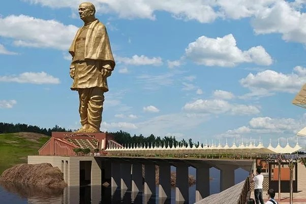 statue of unity sardar patel