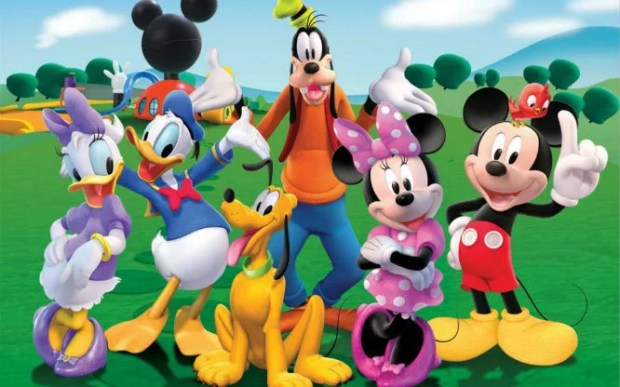Disney-Characters-Wear-White-Gloves