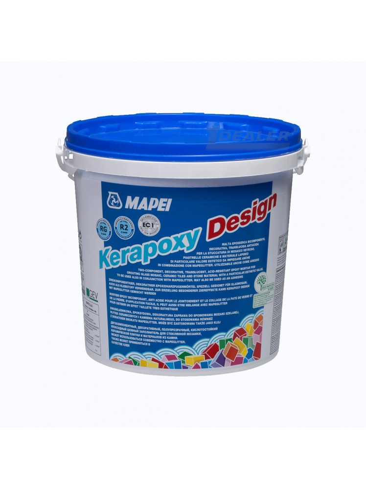 kerapoxy design 3kg mapei malta for glossy filling