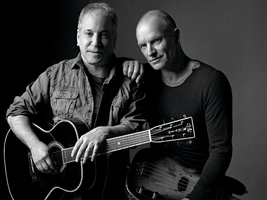 Paul Simon e Sting