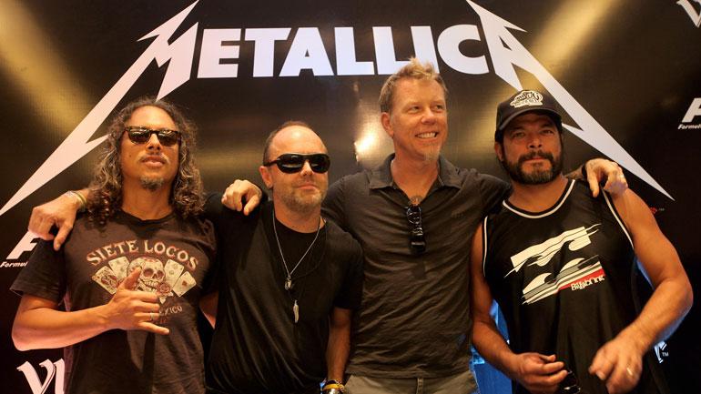 Metallica - Milano 2015