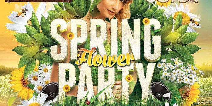 Sofia Club - Spring Flower Party