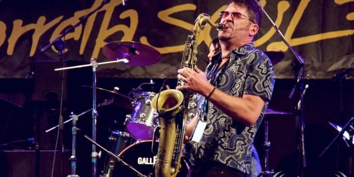 Sax Gordon - Porretta Soul Festival 2013