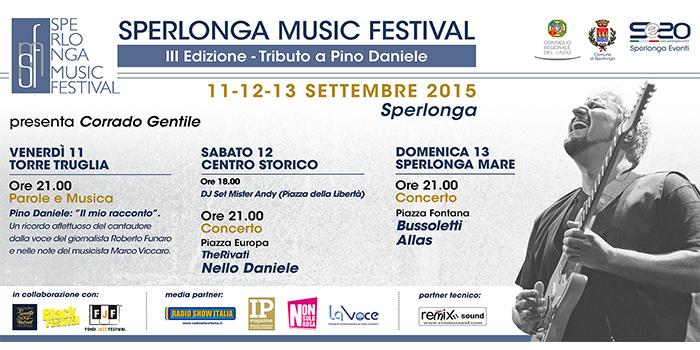 Sperlonga Music Festival 2015