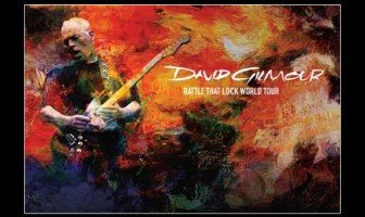 David Gilmour - Rattle That Lock - World Tour