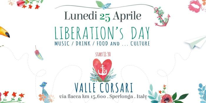 Valle Corsari- Sperlonga - 25 Aprile 2016