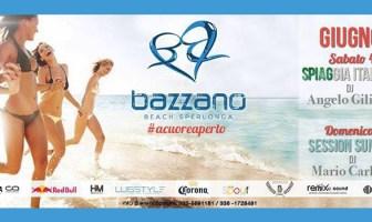 Bazzano Beach - Sperlonga - Giugno 2016