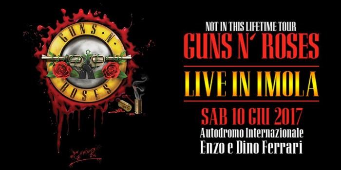Guns N' Roses in Italia a giugno: è caccia al biglietto