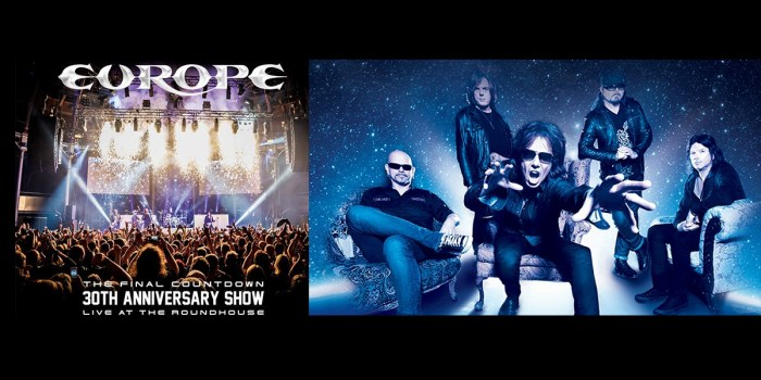 Europe - The Final Countdown - 30th Anniversary - Live at the Roundhouse