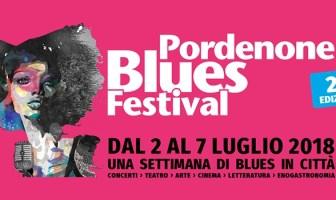 Pordenone Blues Festival 2018