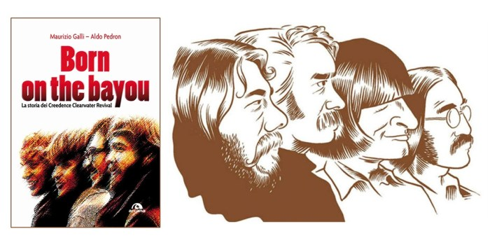 Born on the Bayou - Creedence Clearwater Revival - Libro